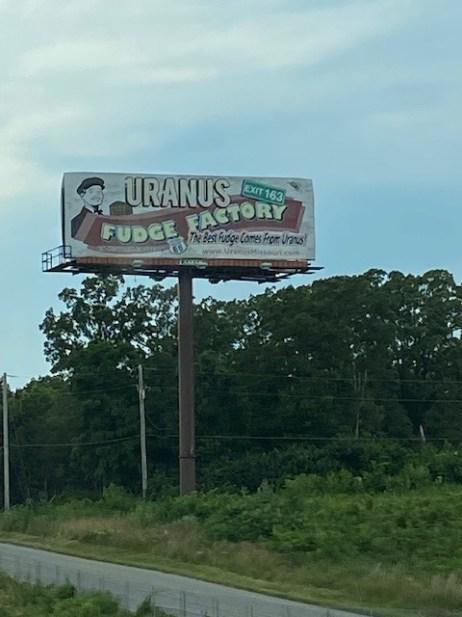 Uranus Choc Factory