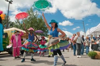 Parade the Circle - Cleveland Garlic Festival 2012