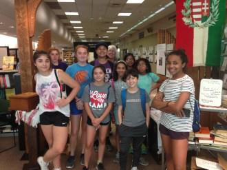 HB Summer camp
