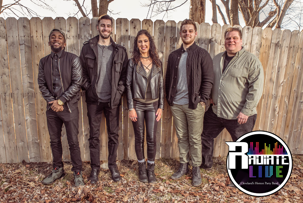 Radiate Live Cleveland Music Group