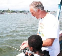 Kids Fishing Day Outings