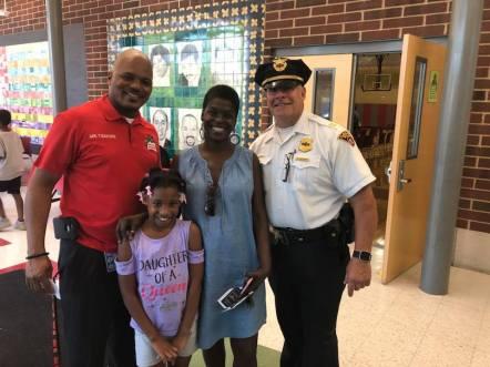 Harvey Rice Schools Back to School Event
