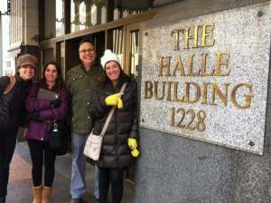 CRCC Halle Building Cleveland