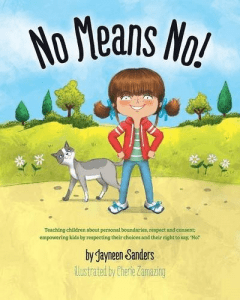 CRCC Child Book No Means No