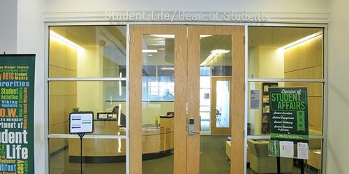 Cleveland State University Interior