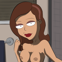 Donna Tubbs is not the only slut in town who is ready to show her boobs