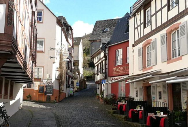 Gasse in Bernkastel