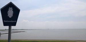 alte Bohrinsel bei Jemgum