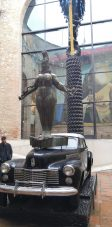 Im Teatro Museo Dalí: der Hof
