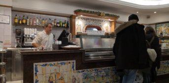 In der Horchatería Santa Catalina