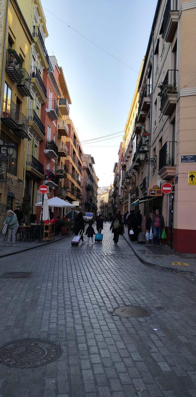In Valencia