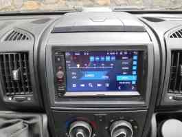 UKW-Radio auf dem Pumpkin Android-Radio