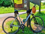 Rast am Maare-Mosel-Radweg