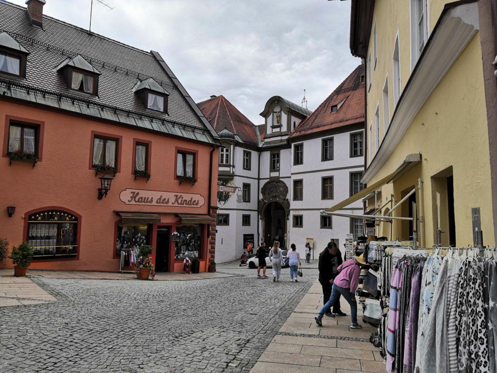 Füssener Altstadt