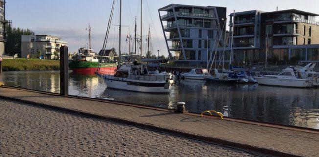 Stadthafen Stade