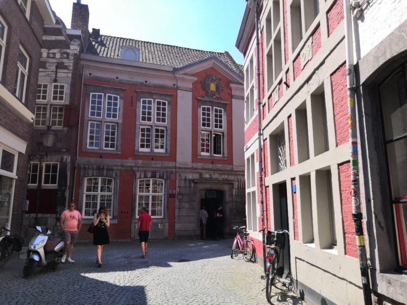 Gasse in Maastricht