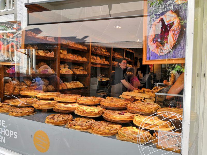 Bäckerei in Maastricht