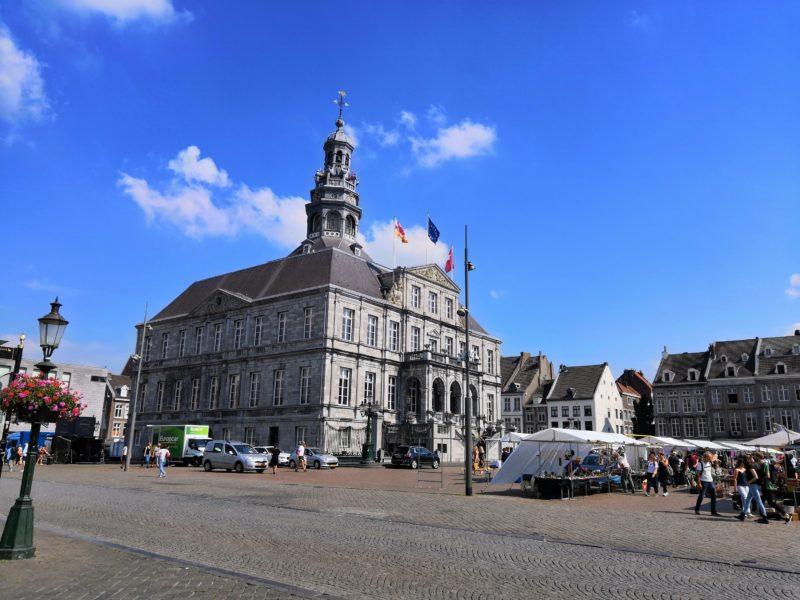 Marktplatz in Maastricht