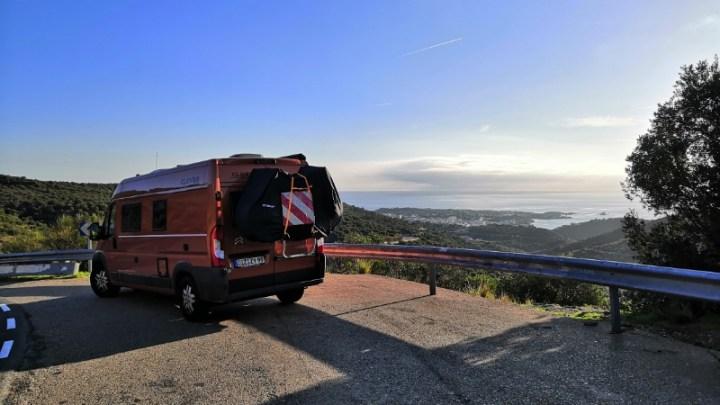 Blick auf Cadaqués