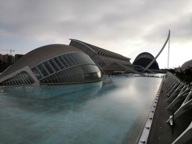 Valencia: Ciudad des las artes y las ciencias