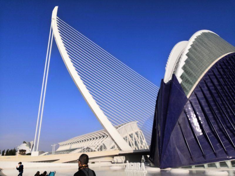Valencia… moderne Architektur