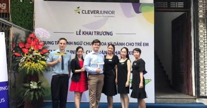 Lễ Khai trương Clever Junior - Thanh Xuân Campus