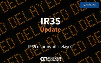 The Off-Payroll (IR35) Reform Delayed Until April 2021
