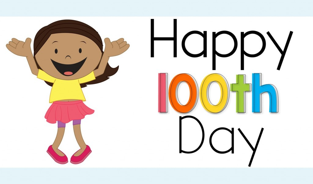 100th Day of School FREE - Clever Classroom Blog (1024 x 602 Pixel)