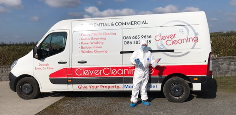 Clever Cleaning Coronavirus deep clean service