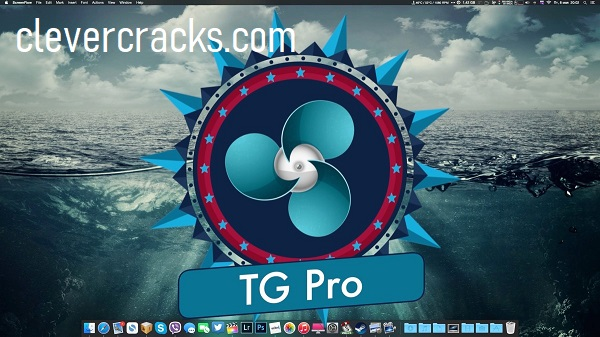 TG Pro Crack With Torrent [FREE DOWNLOAD] 2021 For macOS!