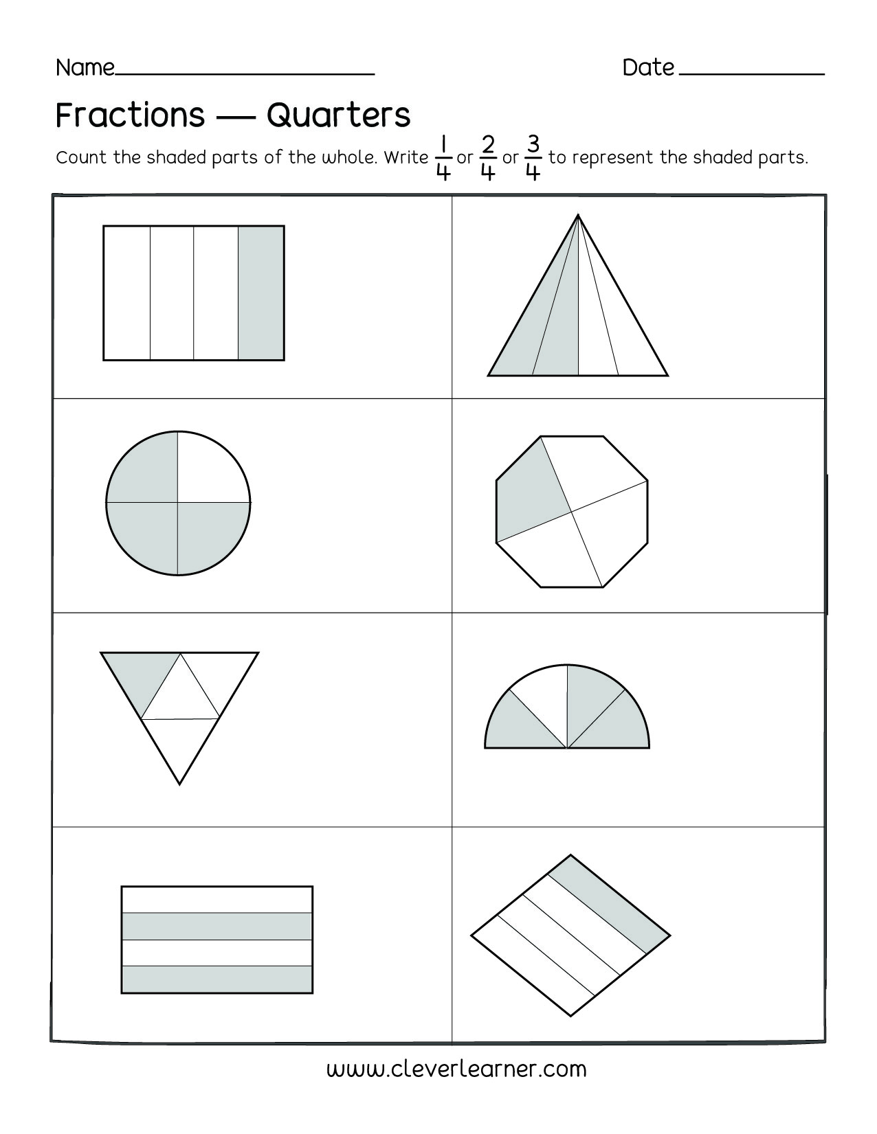 1st Grade Fun Worksheets