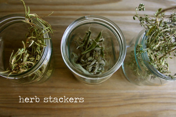 Herb Stackers