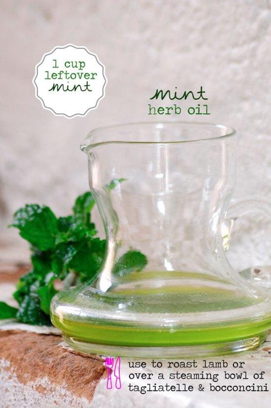 Mint-Oil