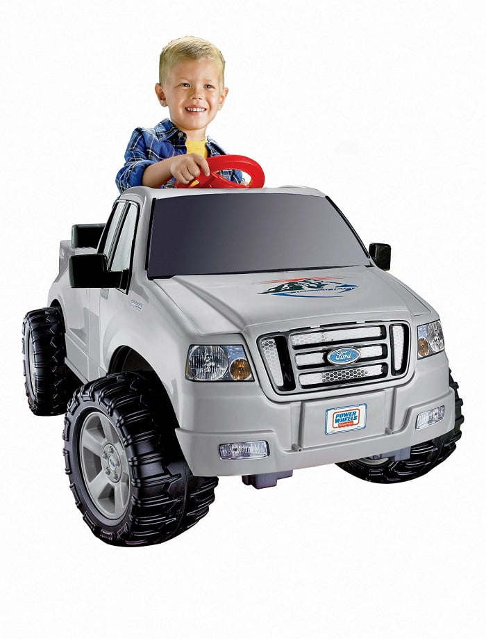 Custom Toy Trucks Working Lights