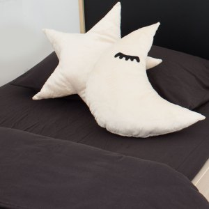 Charcoal T-Shirt Duvet Set