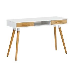 Aspen Desk - Woodgrain