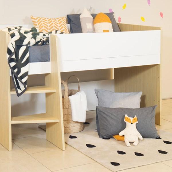 Niko Castle Loft Bed