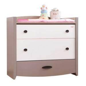Pink Birdy Compactum & Dresser