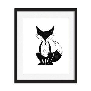 Art Print - Fantastic Mr Fox