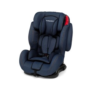 Dynamic Car Seat - Navy Blue