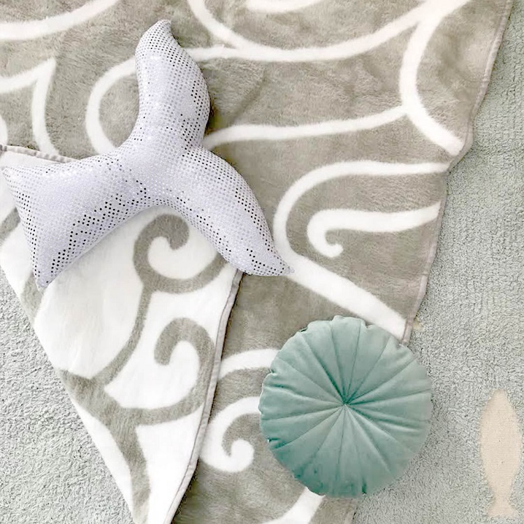 Snuggle Up With These Gorgeous New Bunni Baby Blankets - Waves