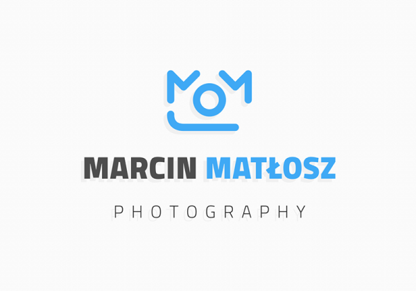 Logo for Photograph - MM by Mateusz Sala