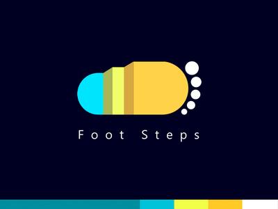 Foot Steps by Andrew Diete-koki
