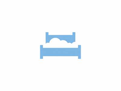 Cloud Bed by Michael Spitz