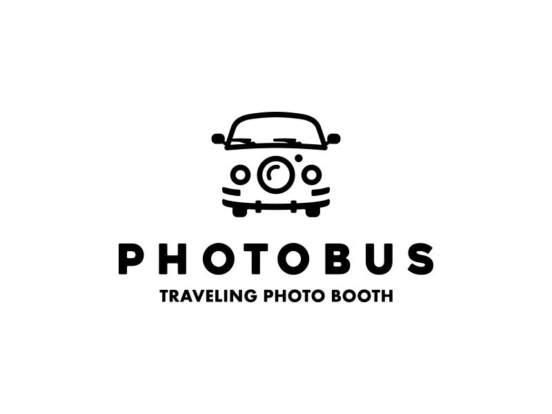 PhotoBus Logo Design v2 by LeoLogos.com