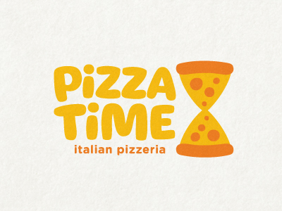 Pizza Time by Dima Je