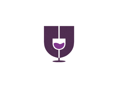 Social Wine Site Logo by Sean Farrell