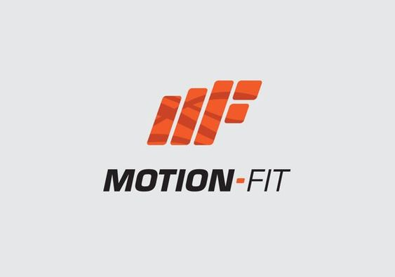 Motion-Fit Logo by Hector Catalan