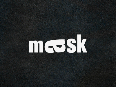 Mask | Playing With Type by Abdallah Ahizoune