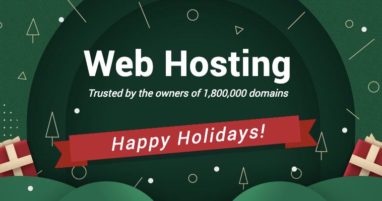 super fast web hosting